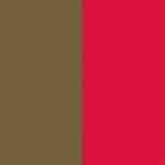 Gold-Crimson