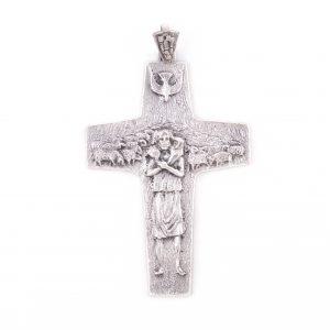 gammarelli-croce-buon-pastore-argento-insegna-vescovile