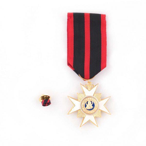 gammarelli-decorazione-cavaliere-ordine-san-silvestro-papa