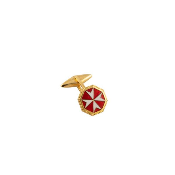 gammarelli-decorazioni-accessori-gemelli-sacro-militare-ordine-malta-rosso