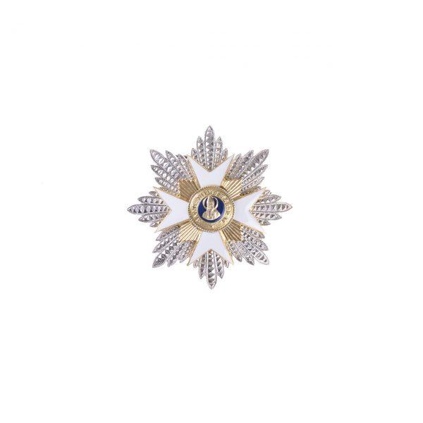gammarelli-decorazione-gran-ufficiale-san-silvestro-papa-placca