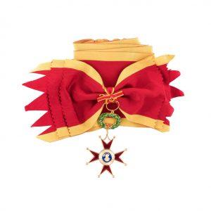 gammarelli-decorazione-grand-ufficiale-ordine-san-gregorio-magno