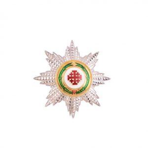 gammarelli-decorazione-commendatore-ordine-santo-sepolcro-rosetta-placca-miniatura