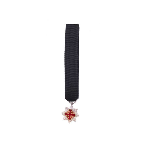 gammarelli-clergy-apparel-tailoring-decoration-miniature-knight-grand-cross-order-sepulcher