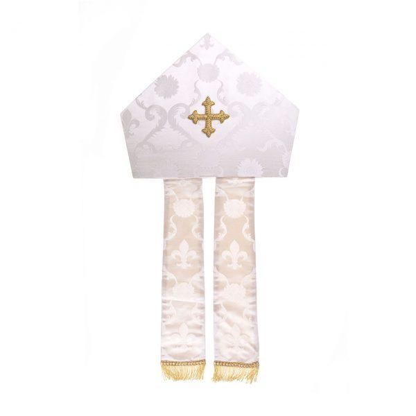 gammarelli-sartoria-mitria-artigianale-san-luigi-damasco-seta-ecclesiastici-accessori-vescovili-cappelli