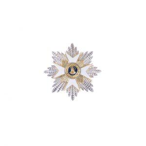 gammarelli-decorazione-cavaliere-gran-croce-san-silvestro-papa-miniatura-rosetta-placca