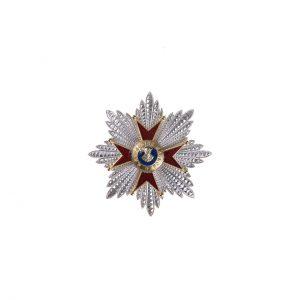gammarelli-sartoria-decorazione-cavaliere-gran-croce-ordine-san-gregorio-magno-miniatura-rosetta-placca