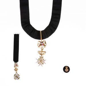 gammarelli-decorazione-donato-devozione-ordine-militare-malta-rosetta-miniatura