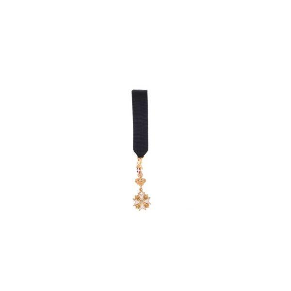 gammarelli-decorazione-cavaliere-onore-devozione-ordine-militare-malta-miniatura